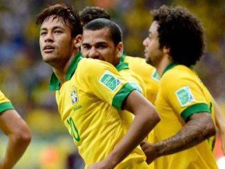 brazylia neymar