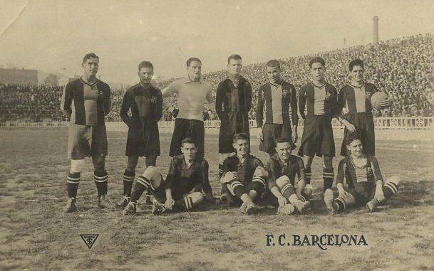 fc barcelona 1923