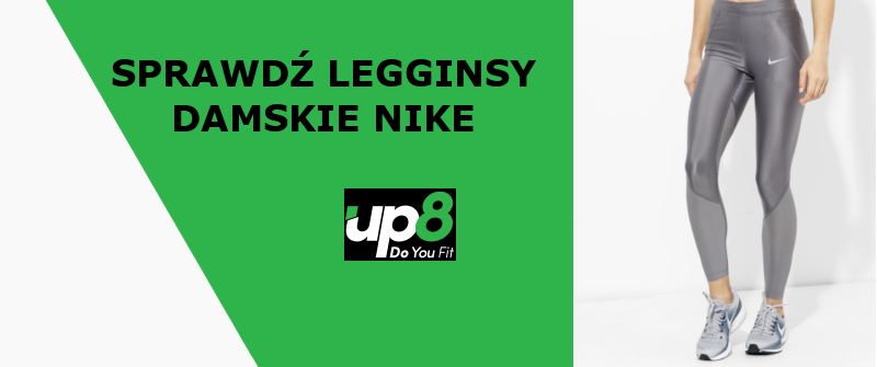 oferta damskich legginsów Nike w sklepie up8.com